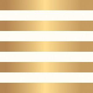 Бумага с фольгированием  Gold Stripe