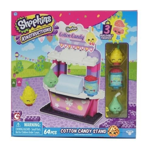 Shopkins Kinstruction-Cotton Candy