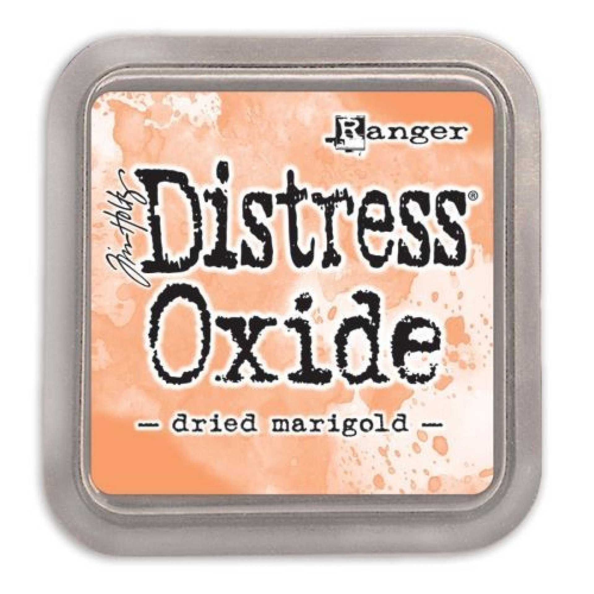 Distress Oxide-Dried marigold