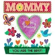Jolee's Boutique-I love My Mommy